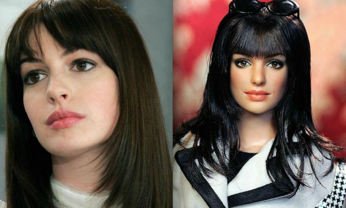 Anne Hathaway podría encarnar a Barbie
