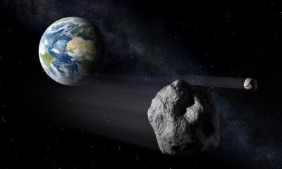 La NASA desviará el dobe asteroide Didymos cerca de la Tierra