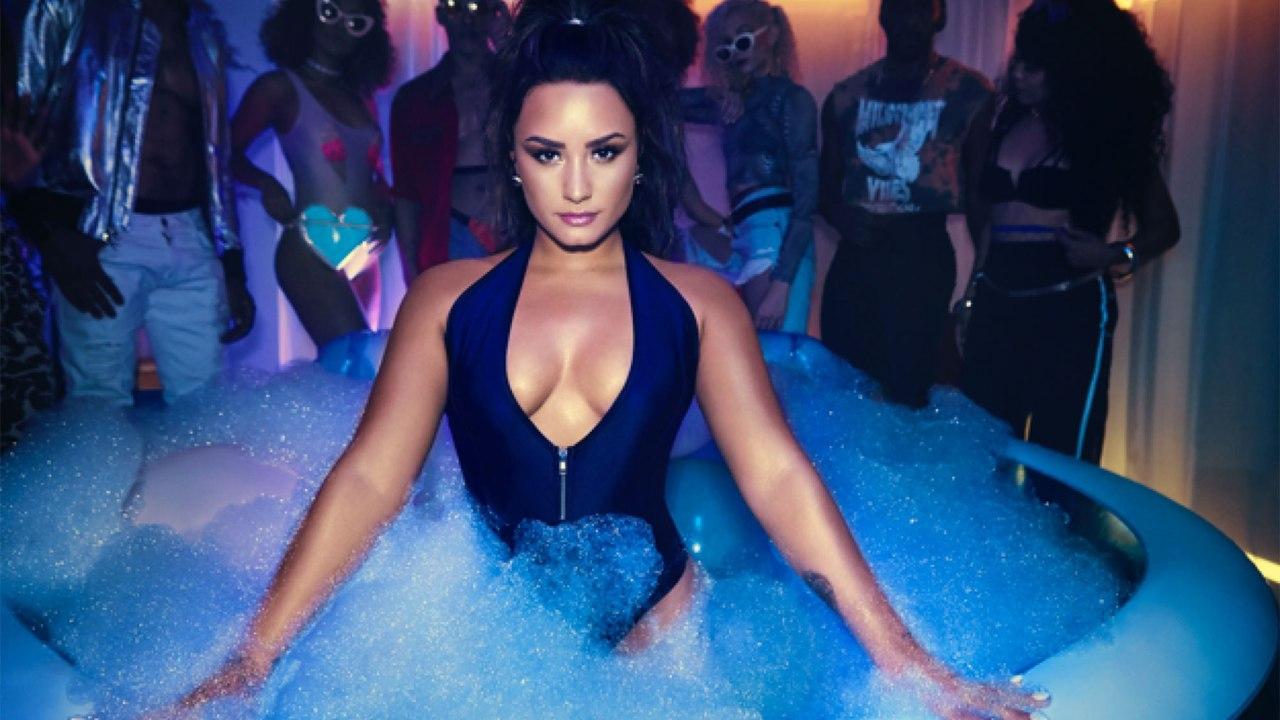 Demi Lovato lanza adelanto de Sorry Not Sorry