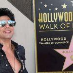Criss Angel recibe su estrella en Hollywood