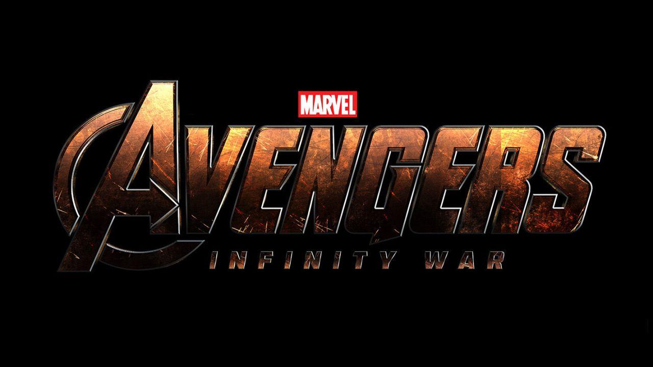 Logo de los Avengers Infinity War