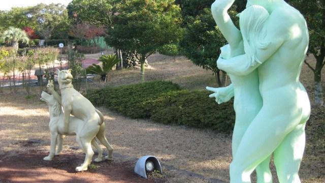 Jeju Loveland, parque temático de sexo en Corea del Sur