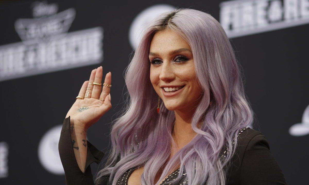 Kesha estrena el sencillo praying