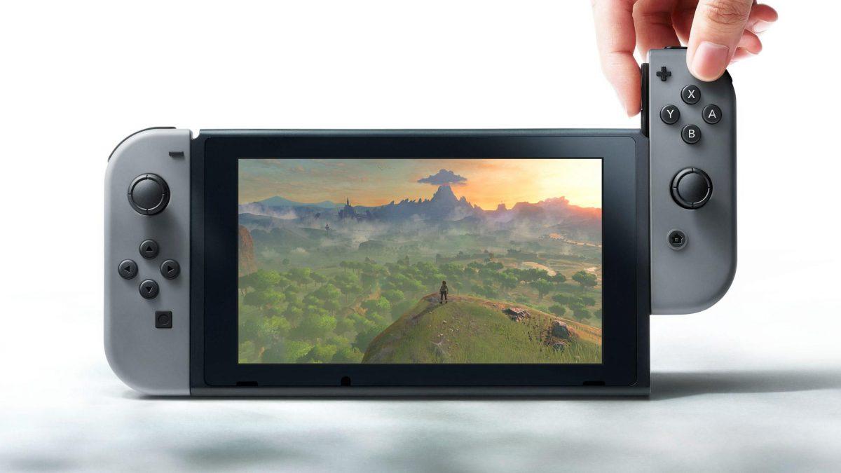 La Nintendo Switch y Zelda: Breath of the Wild
