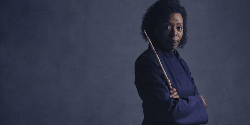 """Noma Dumezweni como """"Hermione en Harry Potter y el legado maldito"""""""