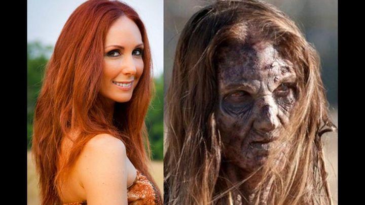 Shannon Richadson en Walking Dead