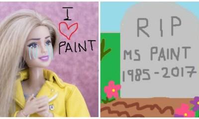 Obras de arte en paint