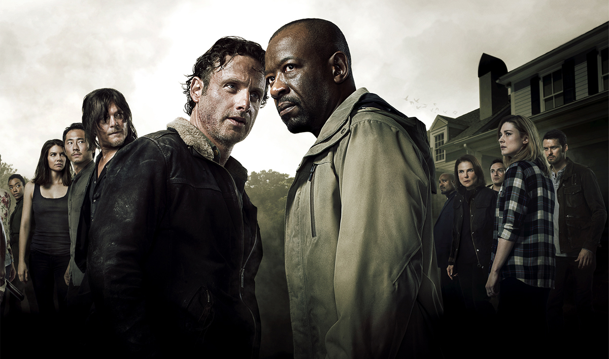 sexta temporada walking dead