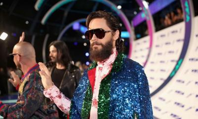 Jared Leto rinde homenaje a Chester premios mtv
