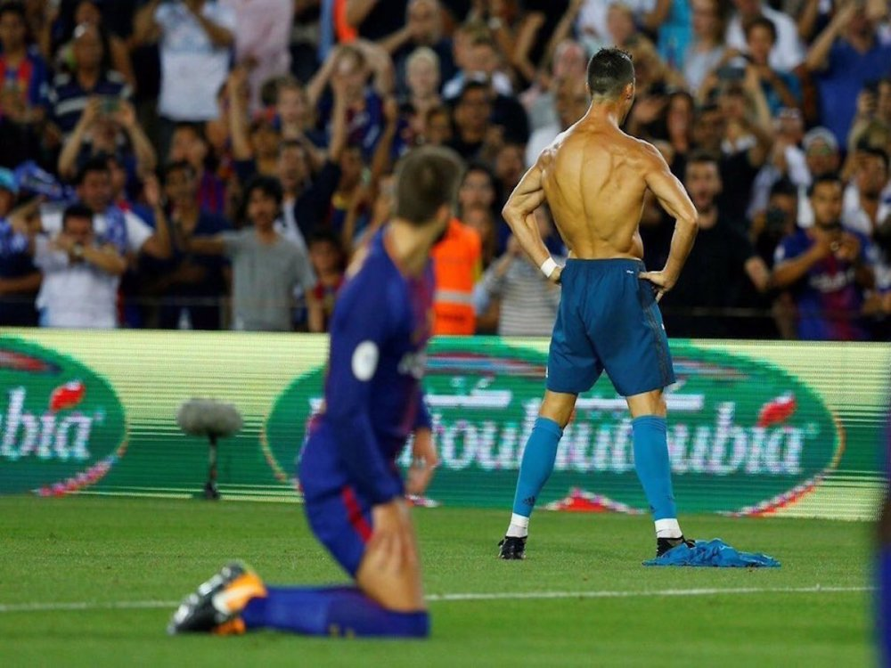 Barcelona derrotado Real Madrid redes se burlan