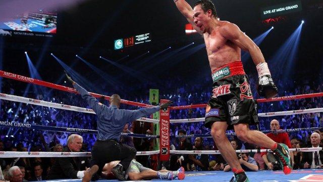 Juan Manuel Dinamita Márquez cuelga los guantes de box