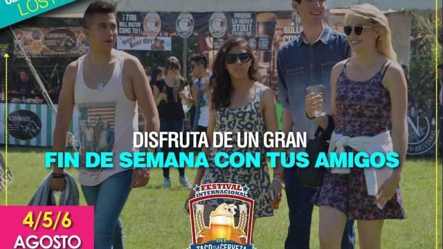 Festival Internacional del Taco y Cerveza