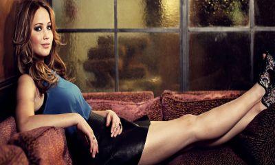 hermosa actriz Jennifer Lawrence cumple 27 años