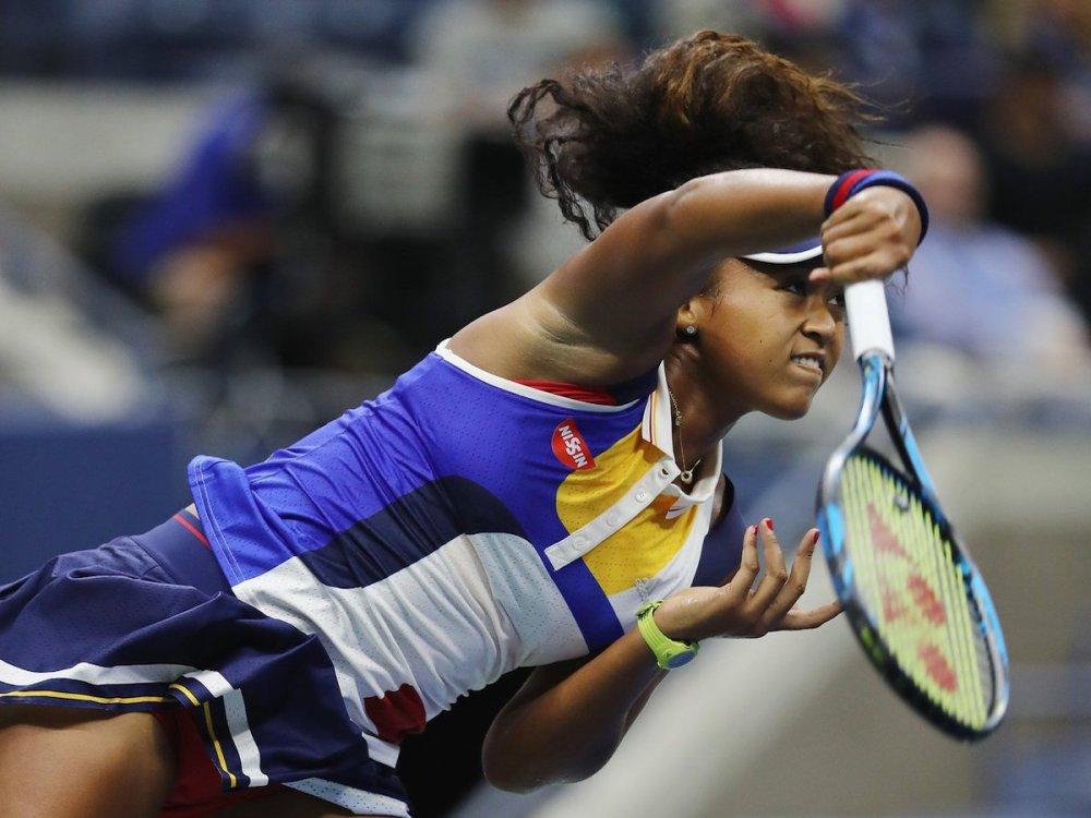 Naomi Osaka vence campeona vigente US Open