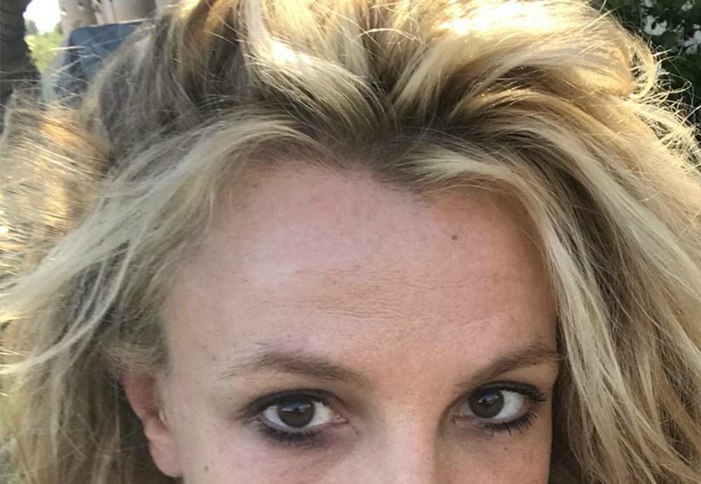 Britney Spears, Sin Maquillaje, Instagram, Fotos, Filtros, Maquillaje
