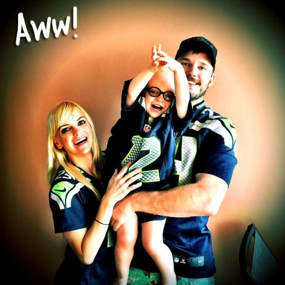 Chris Pratt and Anna Farris are separated