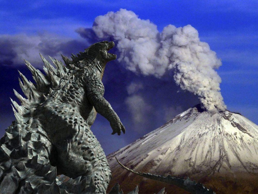 Godzilla peleará contra un enemigo surgido del volcán Popocatépetl
