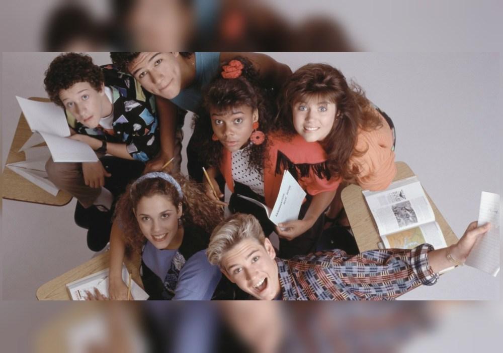Salvados Por La Campana, Zack Morris, Kelly, Morris, Película, TV