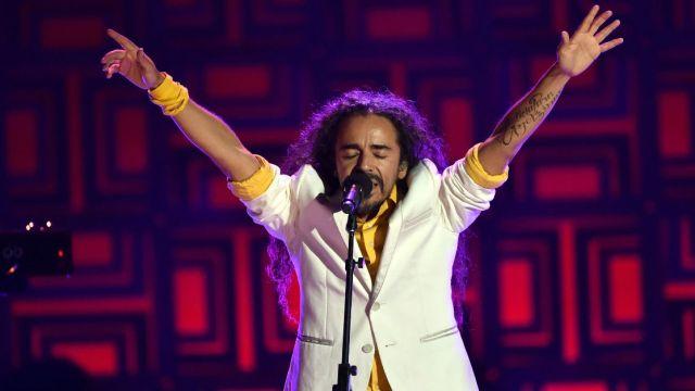 Rubén Isaac Albarrán Ortega, cantante de Café Tacvba