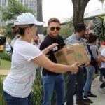 Canelo Álvarez ayuda a damnificados