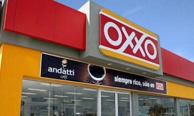 Sucursal de Oxxo