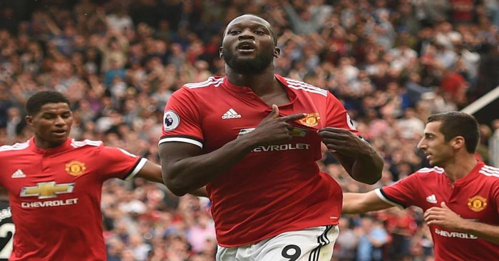 Romelu Lukaku pidió a fans Manchester no cánticos pene