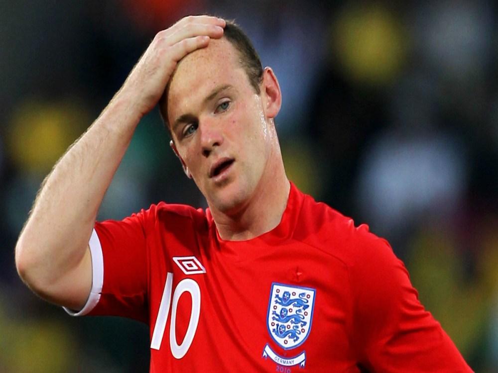 Wayne Rooney recibe ultimátum de su esposa