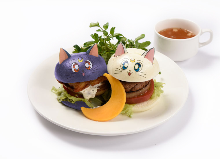 En Japón se abrirán 4 cafés de Sailor Moon