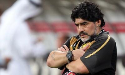 Ex novia Luis Miguel Escoria Maradona