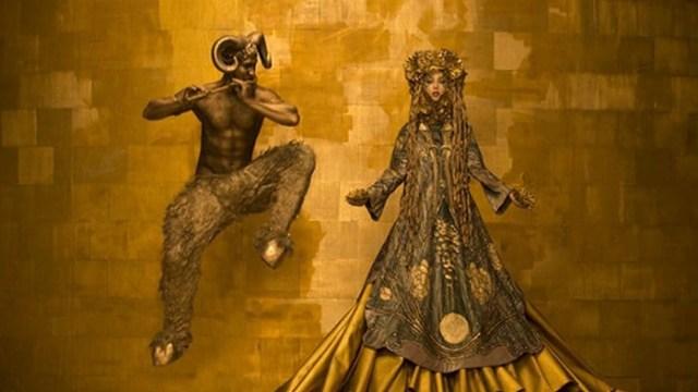 Pinturas de Klimt hechas fotografías de Inge Prader