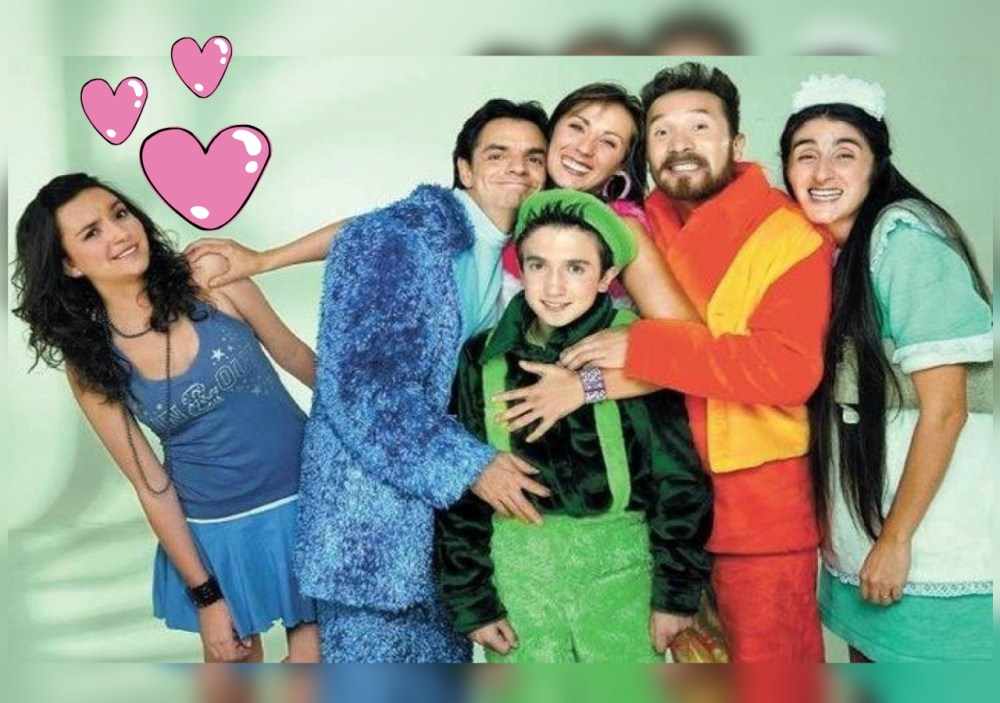 Familia Peluche, Regina Blandón, Bibi Peluche, Actriz, Comediante, Casó