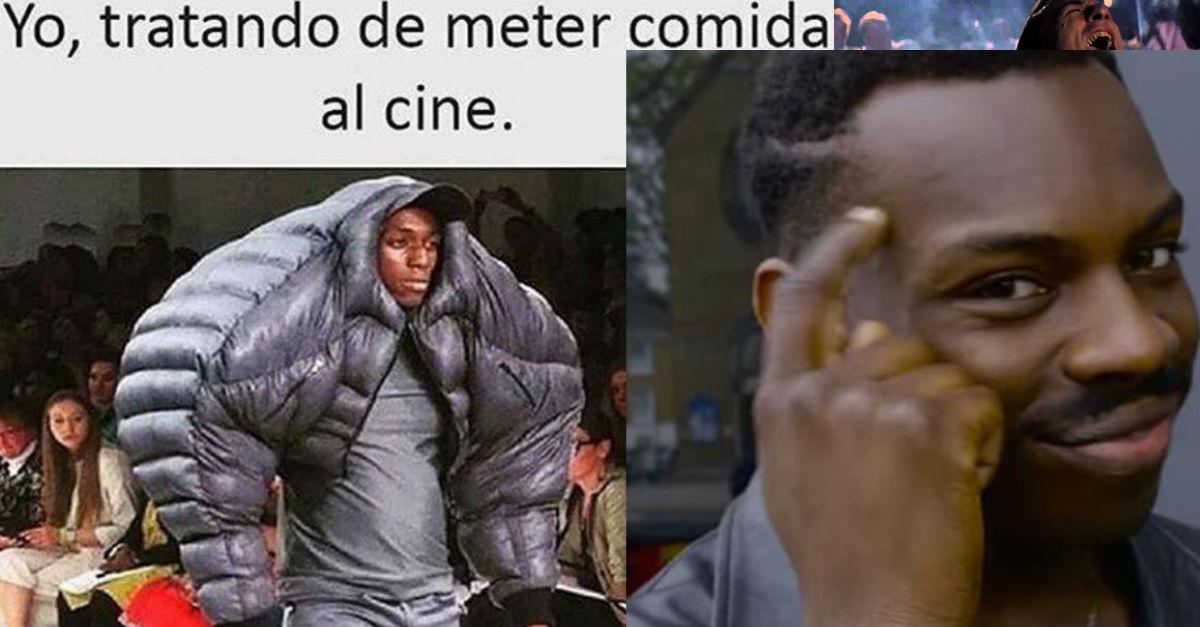 Comida en el cine