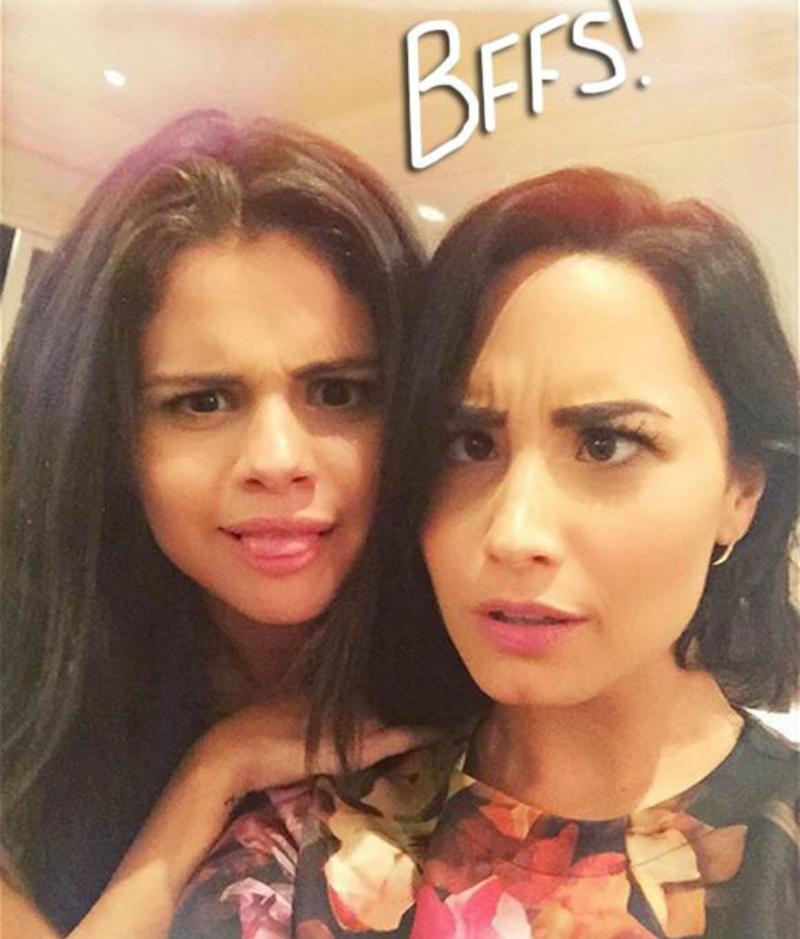 Selena Gómez, Demi Lovato, Fotos, Selena, Amigas, Delena