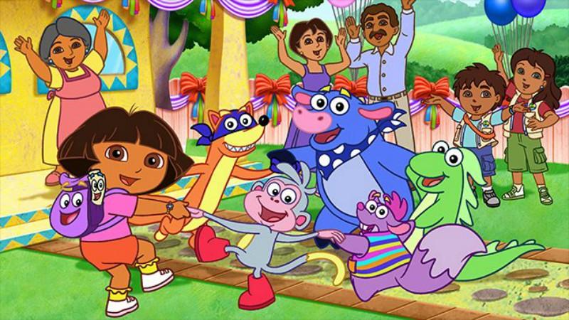Película Dora, la exploradora, producida por Michael Bay