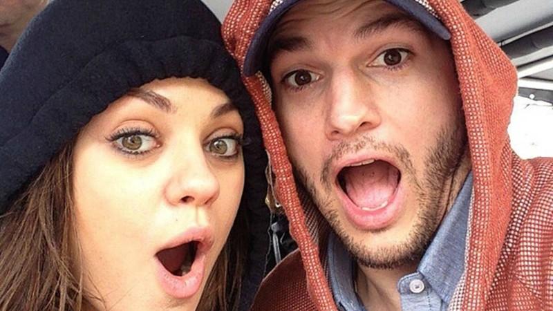 Mila Kunis y Ashton Kutcher no darán regalos navideños a hijos