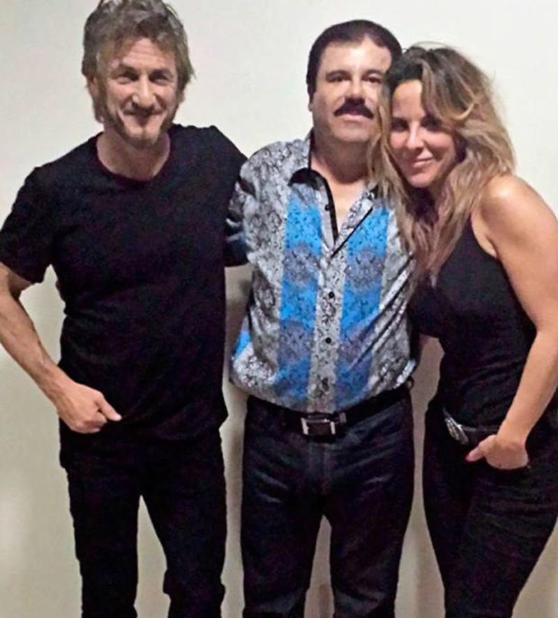 Kate del Castillo, Sean Penn, Pleito, Declaraciones, Miniserie, Documental