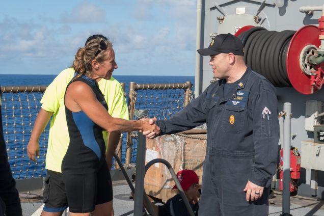 Barco USS Ashland