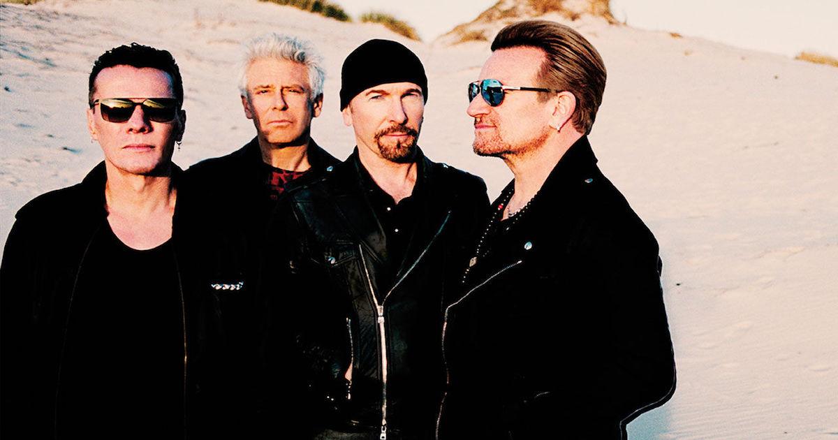 U2 y OCESA donarán 2 mil refugios afectados de sismos