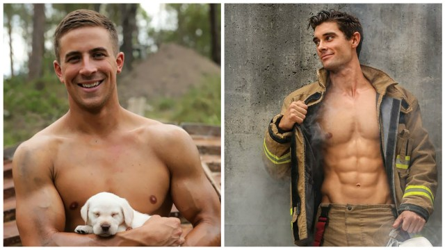 Calendario bomberos australianos provocará incendio en tu pantalón
