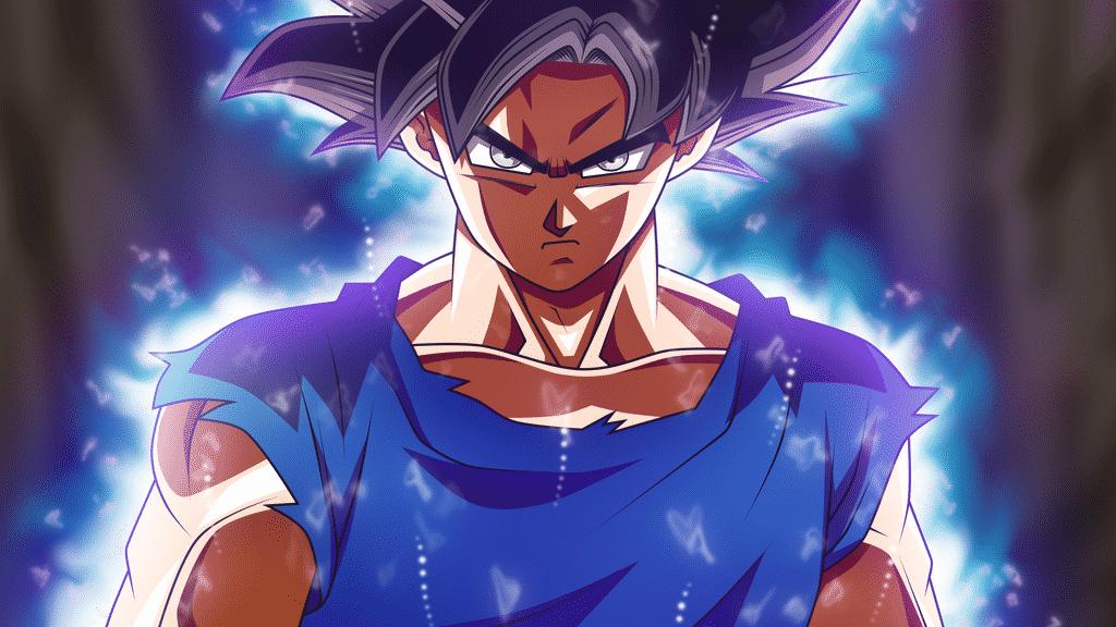 Son Goku, transformación Ultra Instinct, Dragon Ball Super