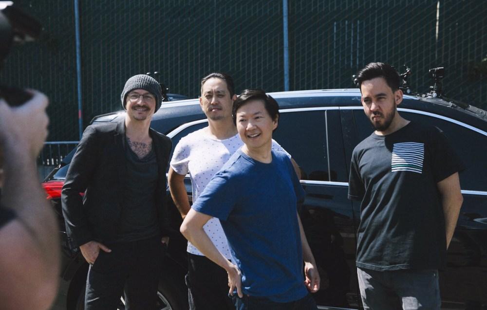 Linkin Park publica el Carpool Karaoke grabado antes del suicidio de Chester Bennington