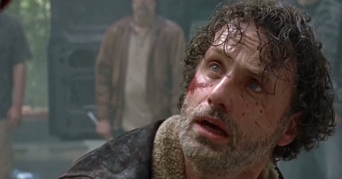 The Walking Dead, Robert Kirkman, Rick Grimes, AMC, Zombies, Rick