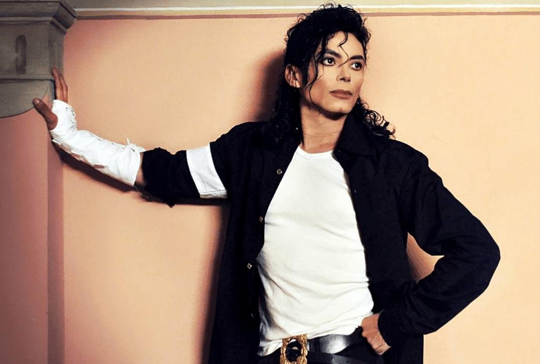 Hombre Rompe internet Idéntico Michael Jackson