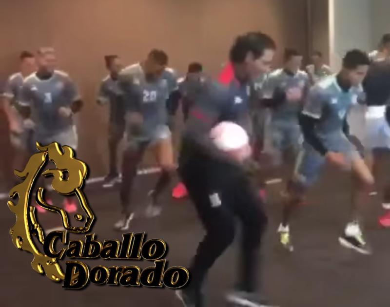Payaso de Rodeo, Mineros de Zacatecas, Caballo Dorado, Segunda División, Zacatecas
