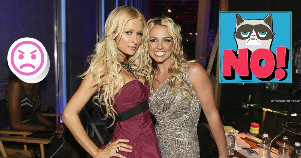 Paris Hilton, Britney Spears, Twitter, Instagram, Selfies, Internet