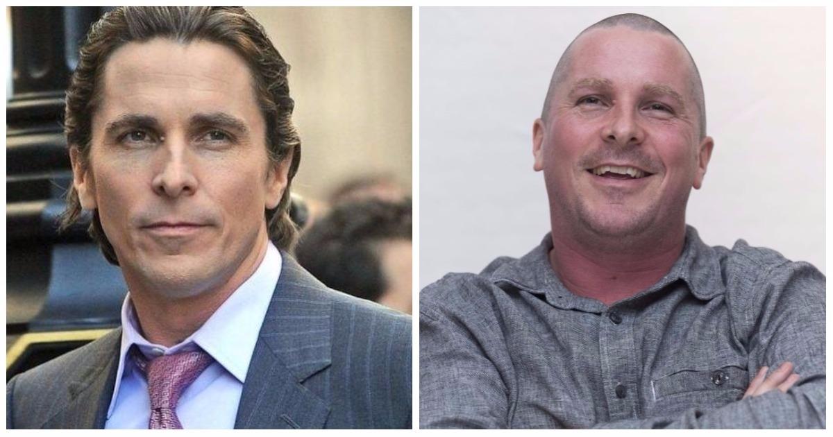 Christian Bale se transformó nuevamente en 2017