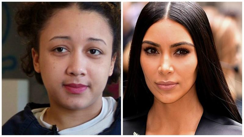 Abogados de Kim Kardashian defienden el caso de Cyntoia Brown