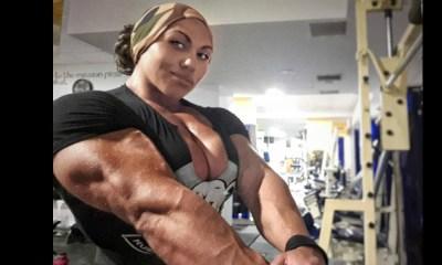Natalia Kuznetsova, Halterofilia, Músculo, Fisicoculturista, Fisicoculturismo, Instagram