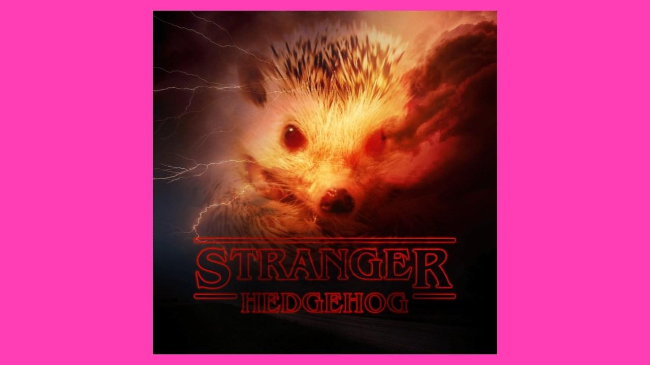 Stranger Things, Poster, Wallpaper, Temporada 2, Inteligencia Artificial, Filtro, Robot