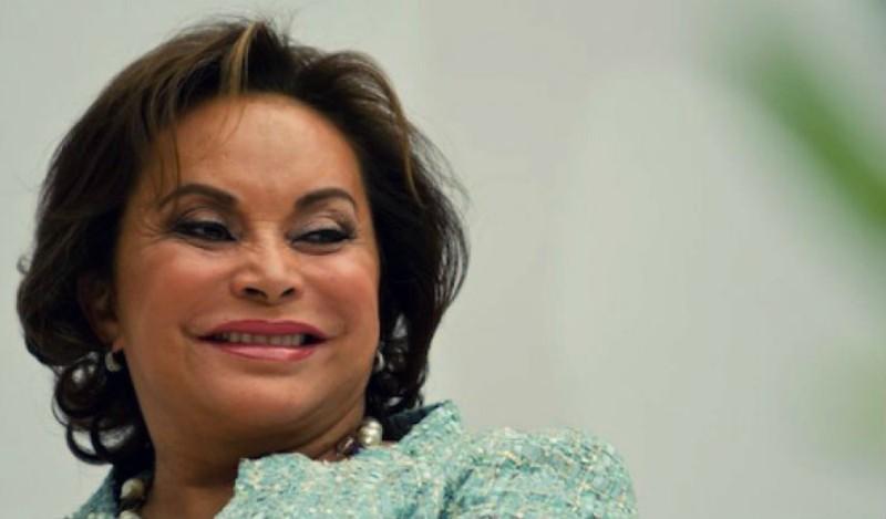 Elba Esther Gordillo Morales pasará la Navidad en su casa
